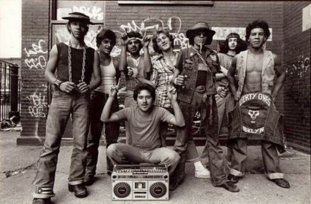 The Dirty Ones, a notorious gang from Williamsburg.