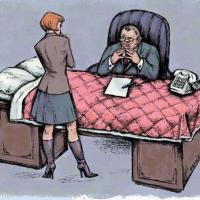 Desigualdade de gênero e assédio sexual no trabalho: algumas notas