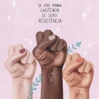Resistência, palavra feminina
